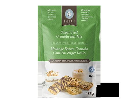 gluten free granola mix